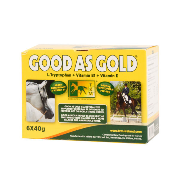 GOOD AS GOLD buste 500gr